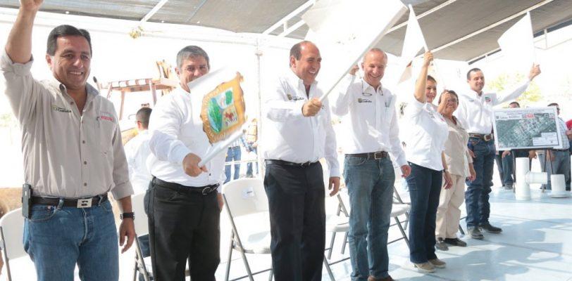 Es Coahuila tercer lugar nacional en cobertura de agua potable