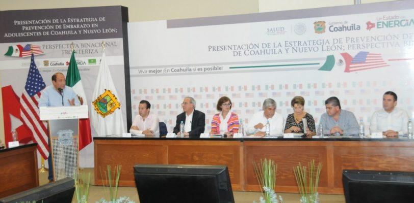 Celebran en Torreón reunión binacional de salud