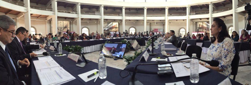 ICAI participa en la sesión del Consejo del Sistema Nacional de Transparencia