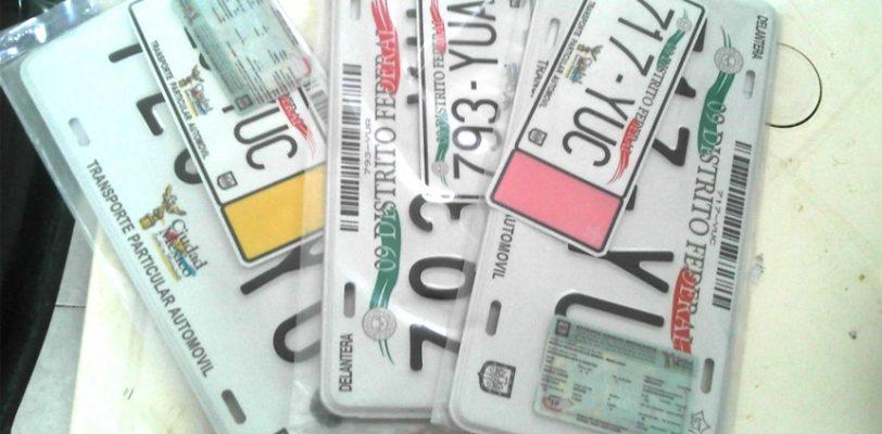 Alerta estado sobre fraude en plaqueo de autos de Coahuila en el Distrito Federal