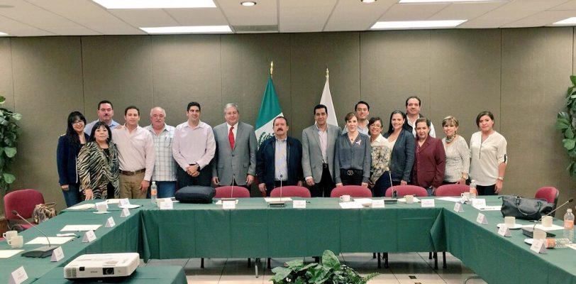 Exponen a diputados proyecto de Fuerza Coahuila