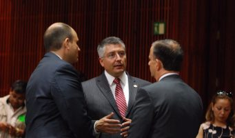 Preside Armando Luna Comisión de Derechos Humanos en la Cámara de Diputados