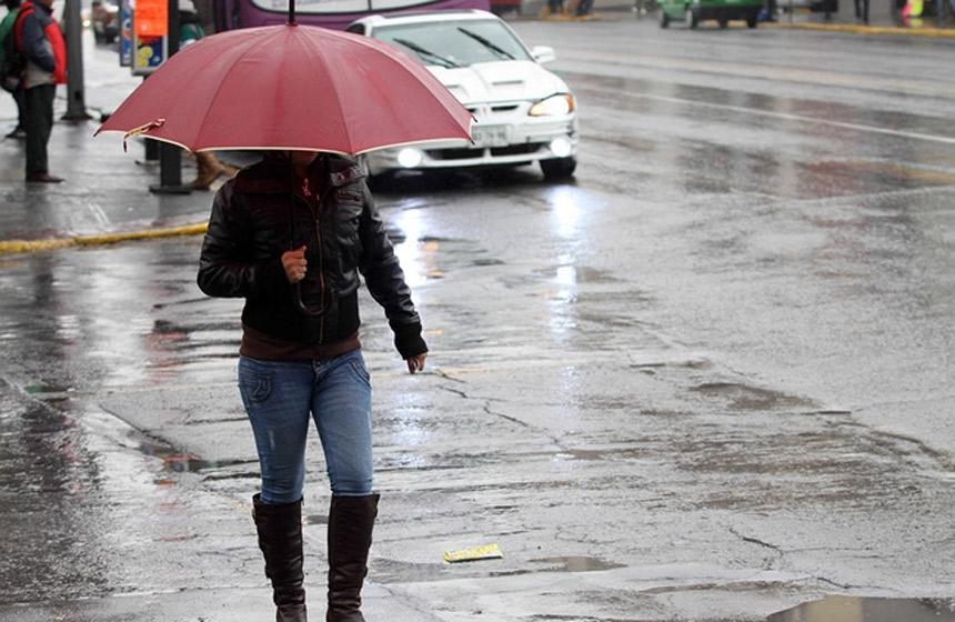 Emite alerta municipio por llegada de frente frió el fin de semana