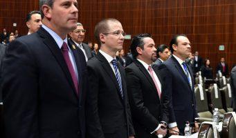 Tres coahuilenses se integran al equipo de Ricardo Anaya en el CEN del PAN