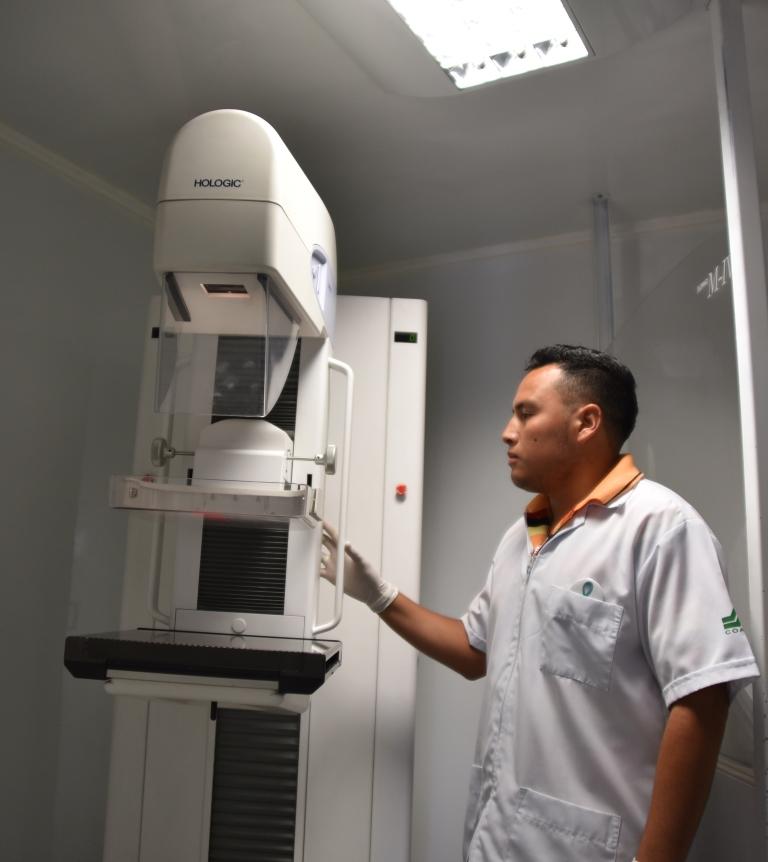 Realizarán mamografías gratuitas este viernes
