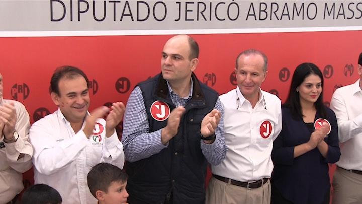 Inaugura el diputado federal Jericó Abramo su casa de gestión