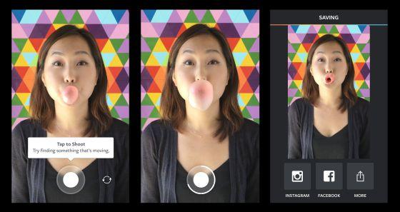 Instagram lanza una aplicación para hacer 'selfis' en vídeo