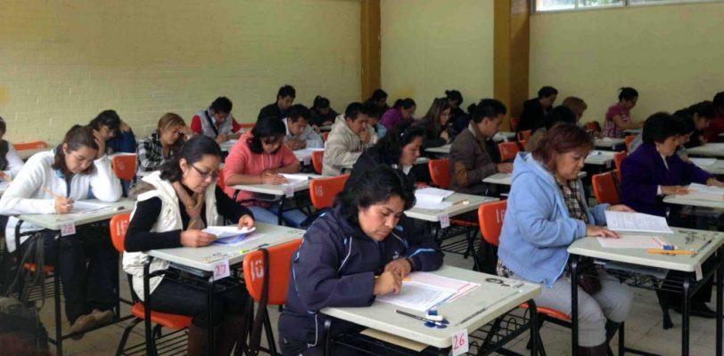 Darán de baja a 291 maestros por no someterse a evaluación