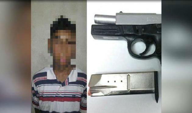Contratan por Facebook a menor para asesinar a un hombre en Tijuana