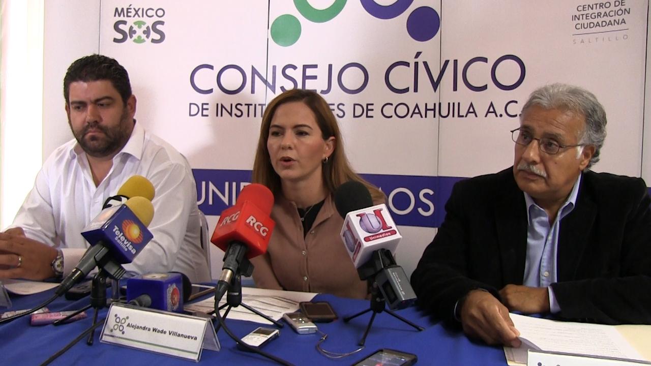 Convoca ICAI a sociedad civil a participar en mesas de trabajo