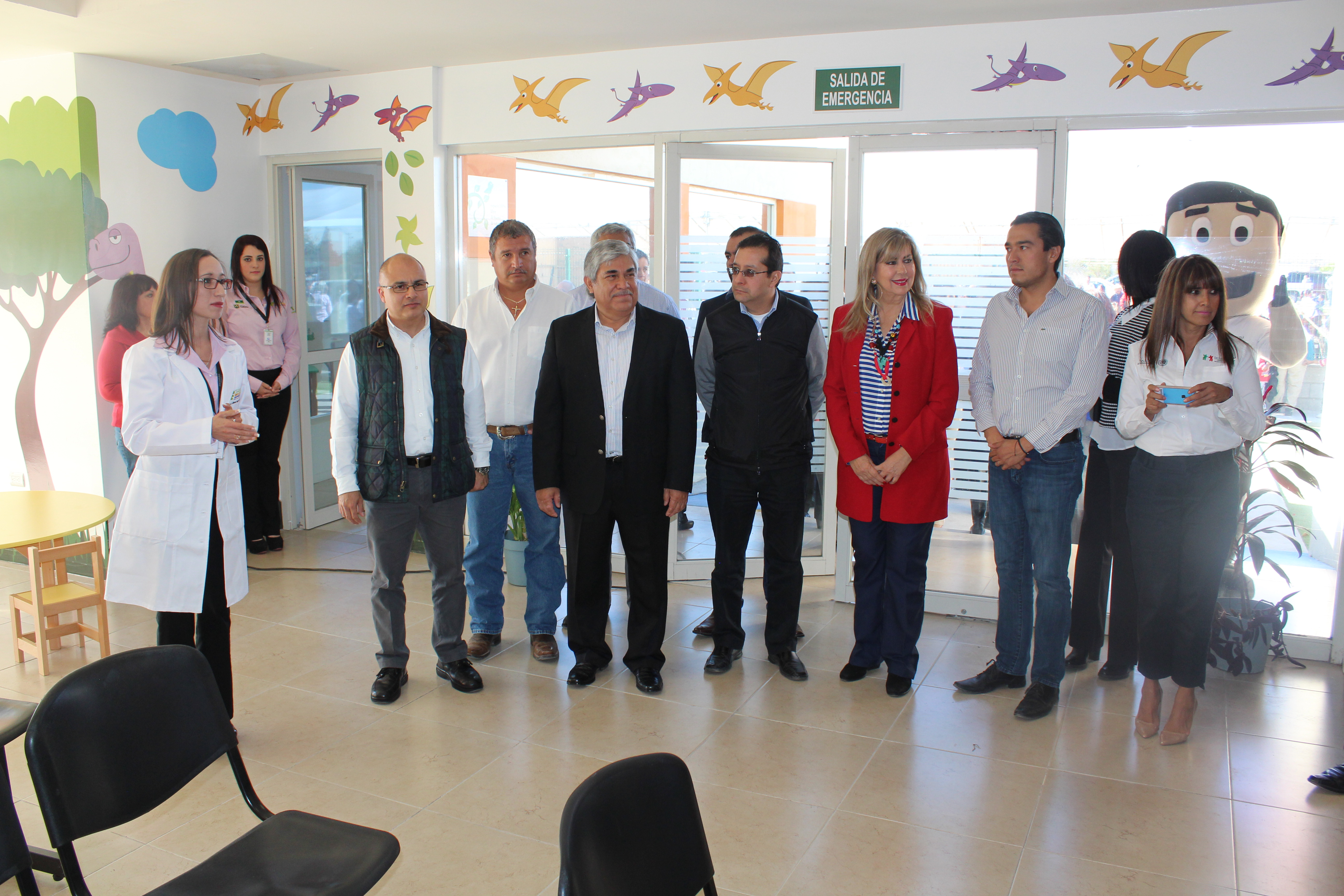Inauguran primer Centro Regional de Desarrollo Infantil