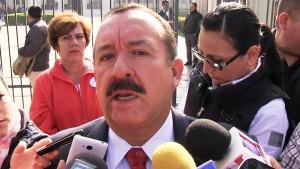 Víctor Zamora Rodríguez, Secretario de Gobierno.