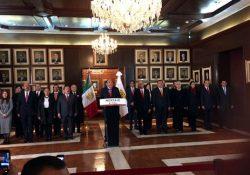 Reitera Rubén Moreira Valdez su compromiso con la seguridad de los Coahuilenses