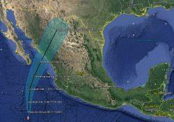 Sandra se convierte en huracán categoría 4 en el Pacífico mexicano