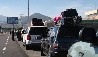 Ingresará sexta caravana Paisano a territorio mexicano, la integran 350 familias