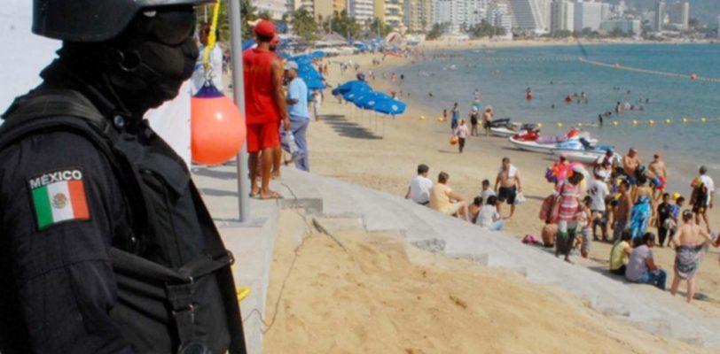 Se registran 40 homicidios en 4 dias en Acapulco