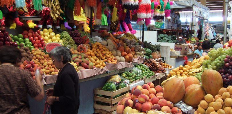 Alimentos en México son los más caros de la OCDE