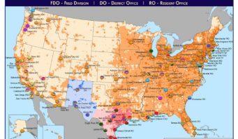 Dominan siete cárteles mexicanos el narcotráfico en Estados Unidos