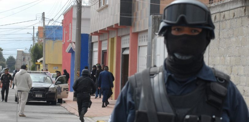 Cada minuto tres personas son víctimas de algún delito en México
