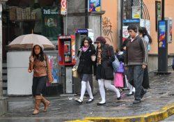 Frente Frío 6 provocará lluvias, llaman a tomar previsiones