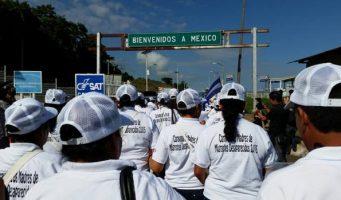 Encuentran madres migrantes a cuatro desaparecidos en México