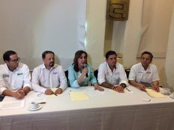 Revelará Rosi Orozco video con 'amenazas' de gobernador de Colima