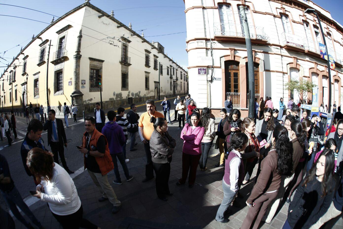 Se registra sismo en Jalisco de 4.4 grados de intensidad