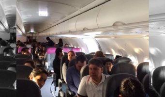 Amenaza de bomba en un vuelo entre el DF y Cancún