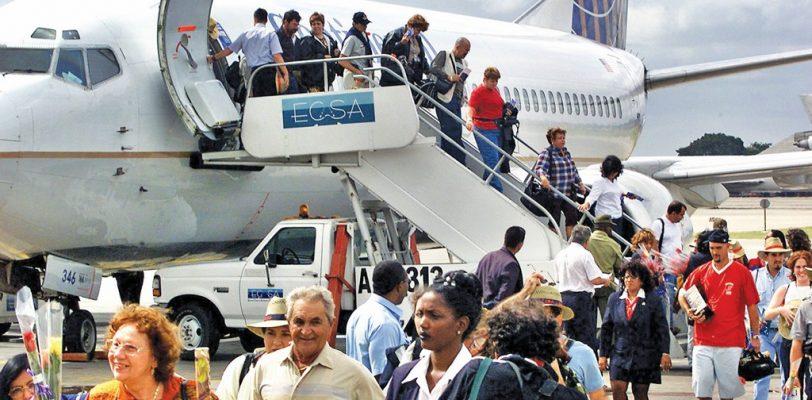 Se reanudan los vuelos comerciales entre Cuba-Estados Unidos