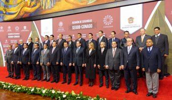 Gobernadores apoyan elevar Mando Único a rango constitucional