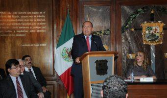 Asume Miriam Cárdenas la presidencia del TSJE