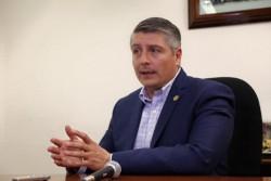 PGJE confirma que el diputado Armando Luna denunció extorsión