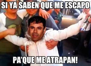 Los #memes sobre la recaptura del "El Chapo"