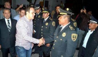 Acepta Cuauhtémoc Blanco el Mando Único en Cuernavaca bajo una condición