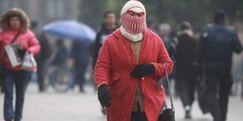 Se congelará el país; bajará hasta menos cinco grados la temperatura en Coahuila