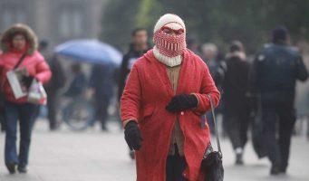 Se prevén temperaturas de -5 grados en Coahuila y caída de aguanieve