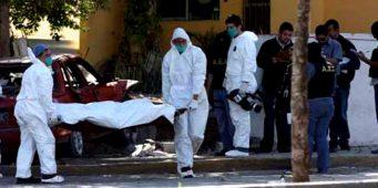 Cada día son asesinadas 51 personas en México;  crímenes aumentan 7.6% en 2015
