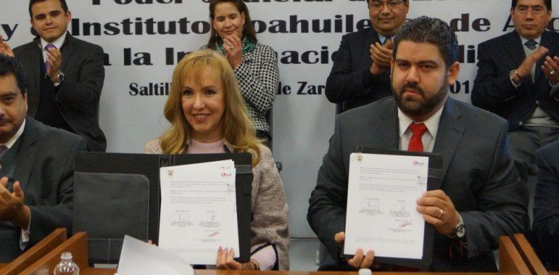 ICAI firma Convenio de colaboración con el Poder Judicial