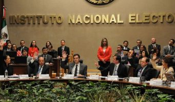 Partido, responsable de filtración a Amazon: INE