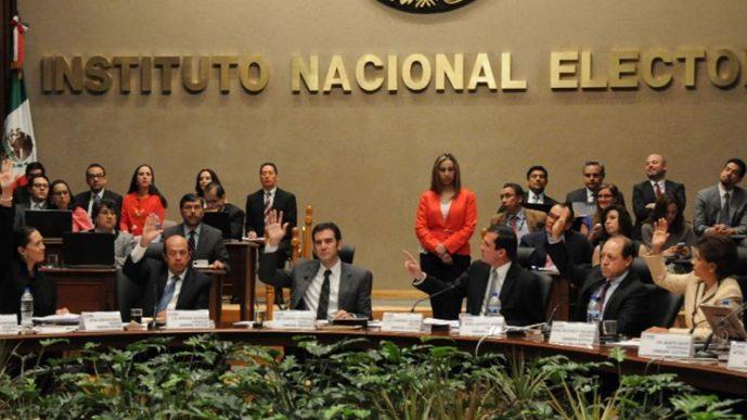 Acatará INE decisión del Tribunal Electoral sobre dictamen de fiscalización