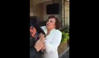 (VIDEO) Surge la #LadyBrujería: Funcionaria que lanza 'conjuros' en SLP