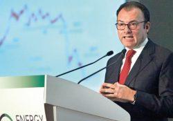 """""""El gobierno federal respaldará a Pemex"""" económicamente, dice Secretario de Hacienda"""