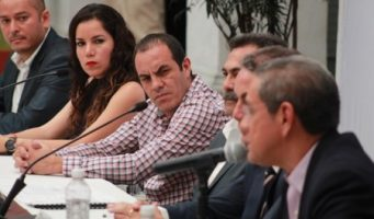 Instalan Mando Único en 15 municipios de Morelos; Cuauhtémoc Blanco lo rechaza en Cuernavaca