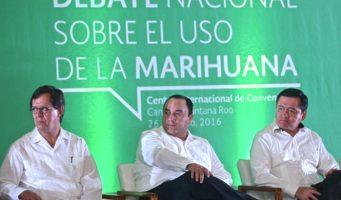 Inicia primer debate nacional sobre legalización de la mariguana