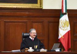 Asumen sus cargos dos nuevos ministros de la Suprema Corte