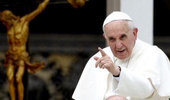 El Papa Francisco advierte que los celos y la envidia son enfermedades que 'matan'
