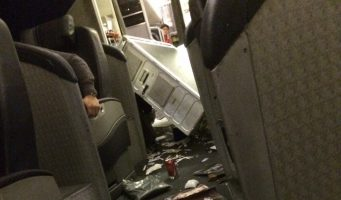 American Airlines confirma 7 heridos por turbulencia en vuelo de Miami a Milán