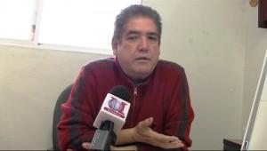 Juan Salinas, epidemiólogo de la Secretaría de Salud