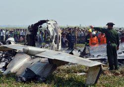 Se estrellan dos aviones militares en Asia; mueren 8 personas