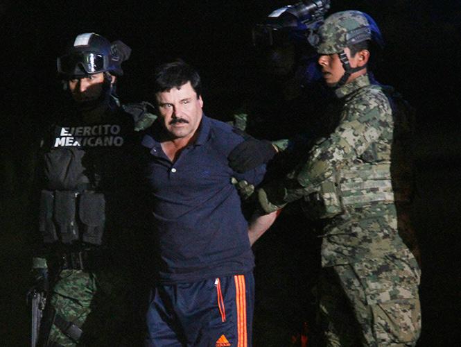 'El Chapo' se declarará culpable si es extraditado a EU